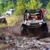 DOM tubing off road vehicle roll cage.