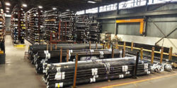 Chicago Distribution Center and Warehouse - Steel Pipe