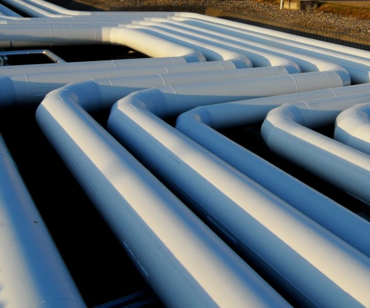 Unpredictable, winding metal piping prices.