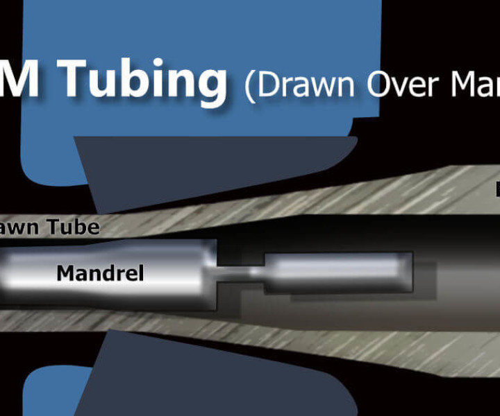 DOM Tubing Process - Drawn Over Mandrel