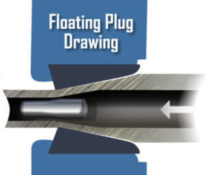 DOM Floating Plug Mandrel